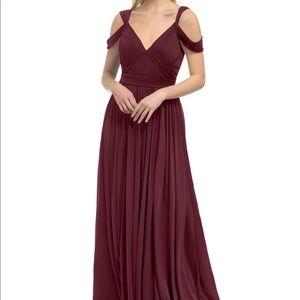 Azazie Dresses - NWT AZAZIE CALLA DRESS